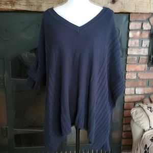 SIMPLY VERA SS SWEATER FLOWY NEW W TAGS FITTEDS/M
